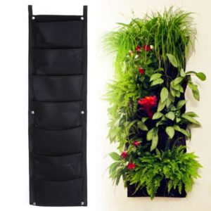 Mur végétal textile